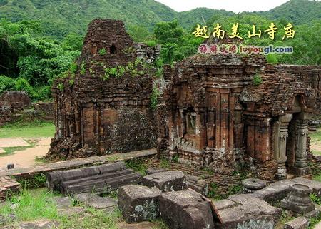 越南旅游美山寺庙景点攻略图片