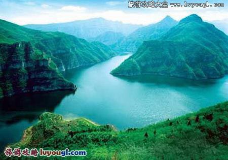 河南济源旅游黄河三峡风景区自助游攻略