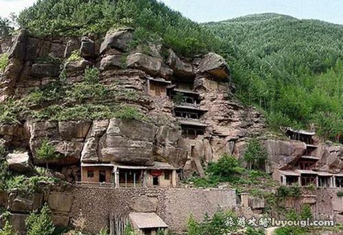 甘肃天水旅游景点 天水主要风景名胜介绍图片