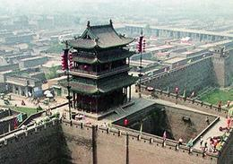 travel in Shanxi: the breathtaking scenery of Pingyao Ancient City