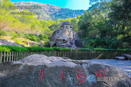 清源山国家重点风景区是泉州十八景之一,也是国家级重点风景名胜区,5