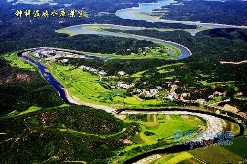 鄂中千岛湖游记 钟祥温峡水库景区图片欣赏