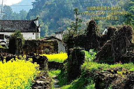 牯牛降风景区正西向约25公里,中国最美丽的乡村婺源正南向约50公里