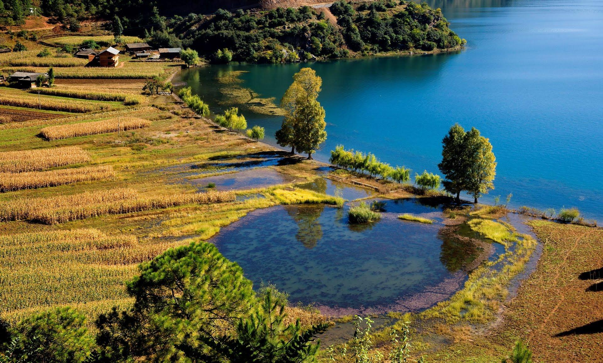 鏡頭下的美麗中國 最美風景照片分享