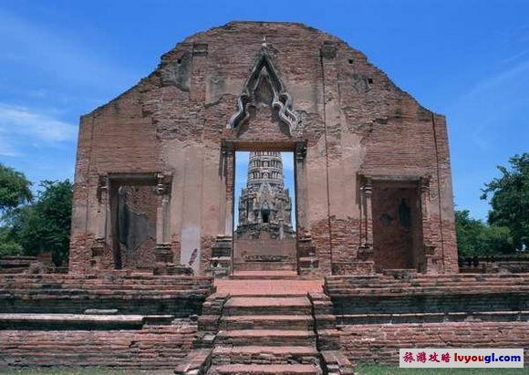 泰国寺庙风景图片欣赏16p