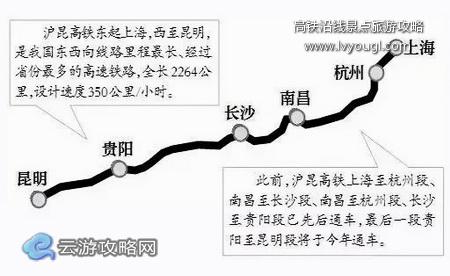 常州到重庆高铁