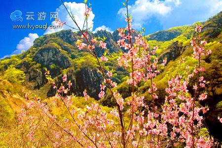 北京密云清凉谷风景区