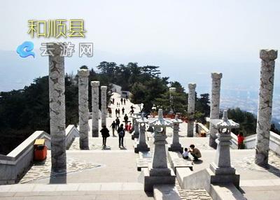 和顺县旅游地图查询