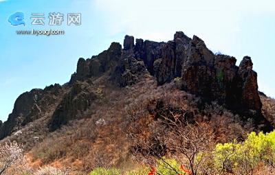 科右中旗蒙格罕山自然保护区