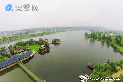 湘潭水府水利风景区