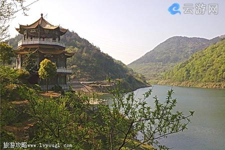 黄石东方山风景区