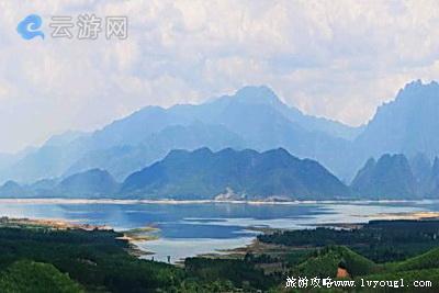 东方市大广坝旅游风景区