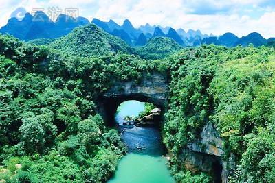 鹿寨香桥岩溶国家地质公园