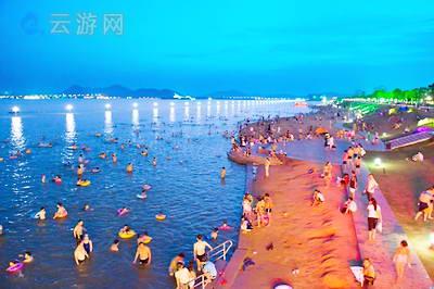 江苏省徐州市云龙湖景区