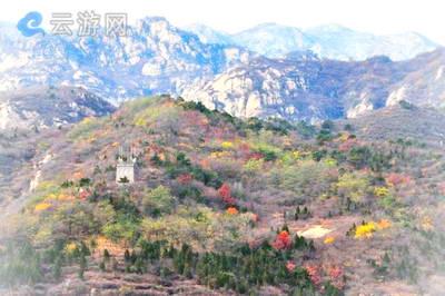 北京崎峰山国家森林公园