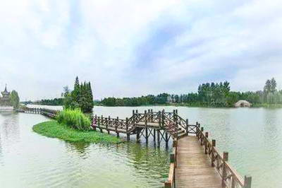 常州宋剑湖生态旅游区