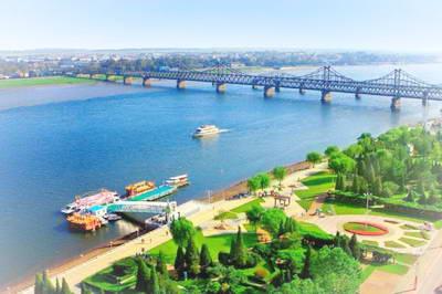 丹东鸭绿江风景名胜区