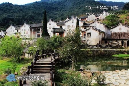 广东最美乡村自驾游攻略 广东十大最美古村落旅游攻略