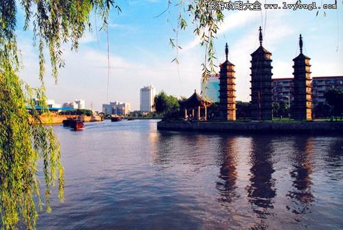 京杭运河沿岸的城市_京杭大运河地图 京杭大运河旅游攻略