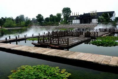 杭州西溪湿地公园·洪园旅游景点介绍及旅游攻略
